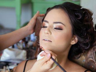 Samara Aguiar Make Up 1