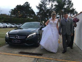 Noiva de Mercedes 5