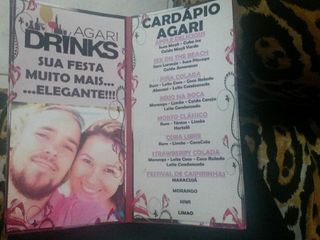 Agari Drinks 1