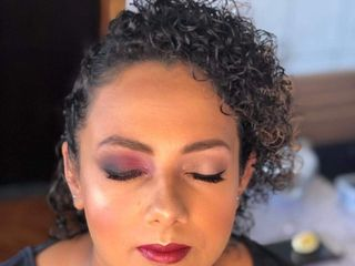 Fabi Sacramento Makeup 1