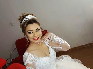 Joelma Gonçalves - dia da noiva 7