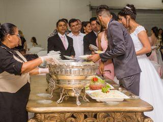 Buffet Taça de Cristal 1
