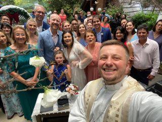 Reverendo Otávio Augusto – Celebrante de casamentos 2