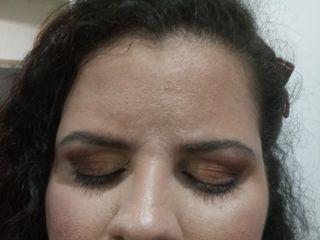 Mary Barros Makeup 1