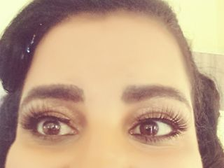 Mary Barros Makeup 5