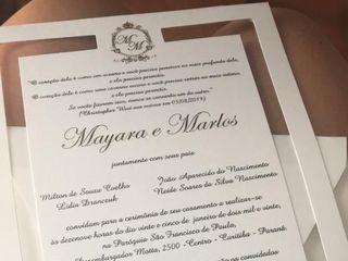 Atelier Silvia Maia Convites 1