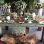 O casamento de Dessa Razera e Chácara Mata Nativa 11