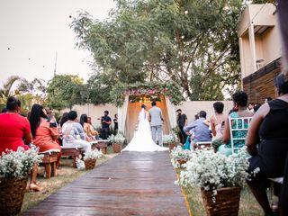 Casa de Festas Jardim do Lago 3