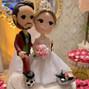 O casamento de Poliana W. e Çara Arte em Biscuit 10