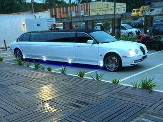 Limousine Luxo & Entretenimento 3