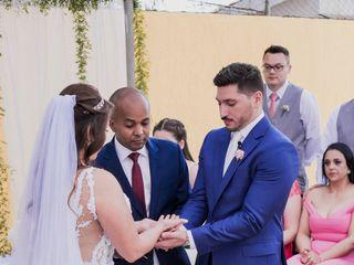 Israel Fernandes - Celebrante de Casamento 3