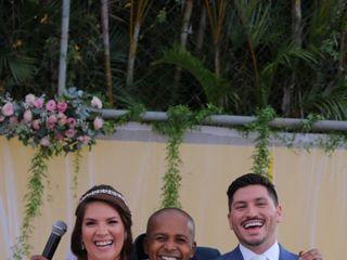 Israel Fernandes - Celebrante de Casamento 5