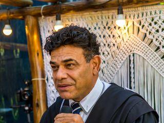 Celebrante Juiz de Paz Roberto Moyses 4