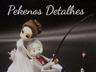 Pekenos Detalhes - Topos de bolo 2