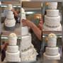 O casamento de Edja Campos e Evandir Galindo Bolos Artísticos 4