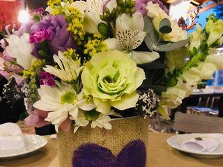 S & S Flores. Flores 4