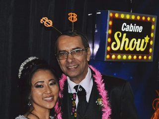 Cabine Show 1