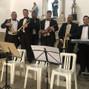 O casamento de Aline F. e Áthrios Band 24