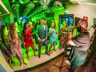 Banda AlexKioshy Baile 4