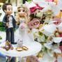 O casamento de Thaisa Gariba Nunes e Pekenos Detalhes - Topos de bolo 13