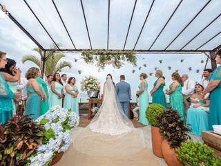 Véu & Gravata wedding 3