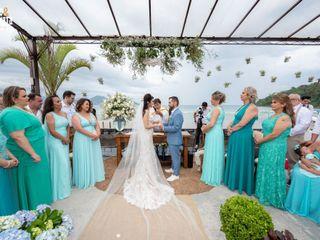 Véu & Gravata wedding 4