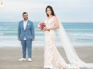 Véu & Gravata wedding 5