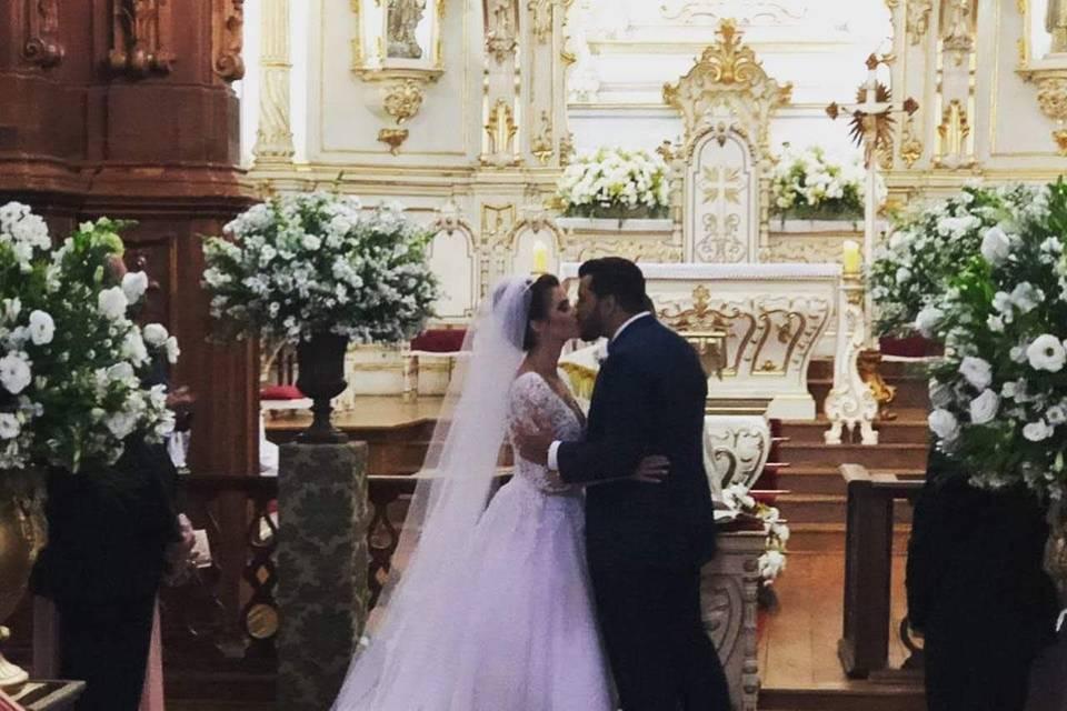 Véu & Gravata Wedding 14