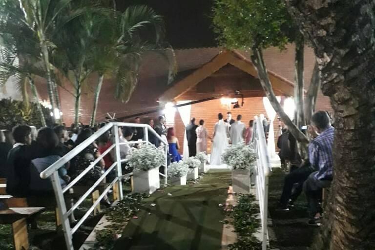 Salão de Festas Lótus 16