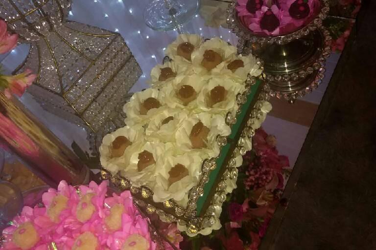 Flor de Lótus Decorações 36