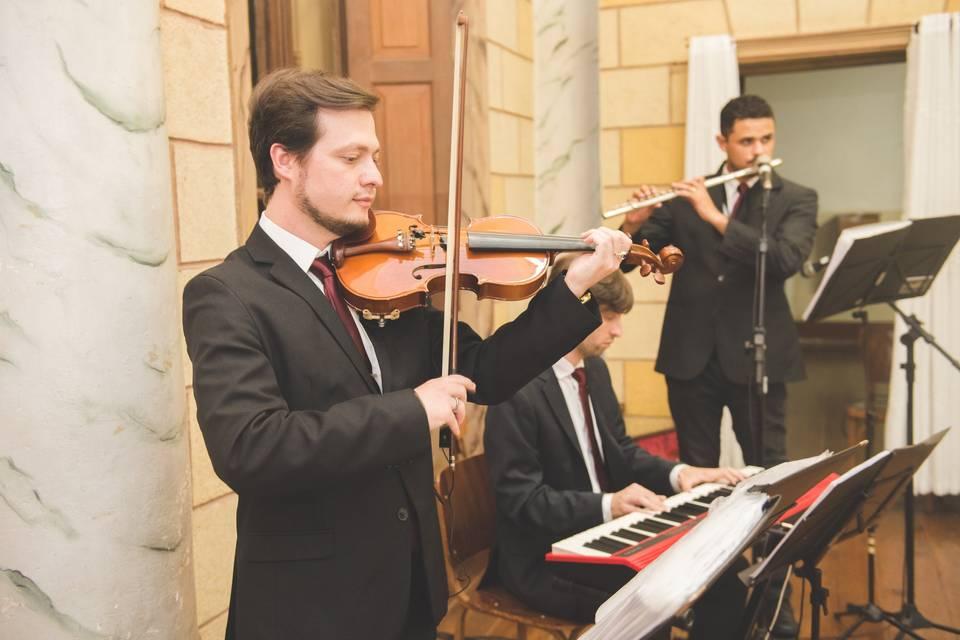 Violinista Isaac Cainã 27