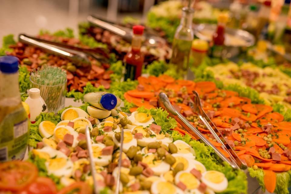 Espaço D'Luccas - Buffet Shallon 12