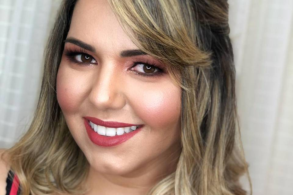 Tassyla Silva Hair Makeup 1