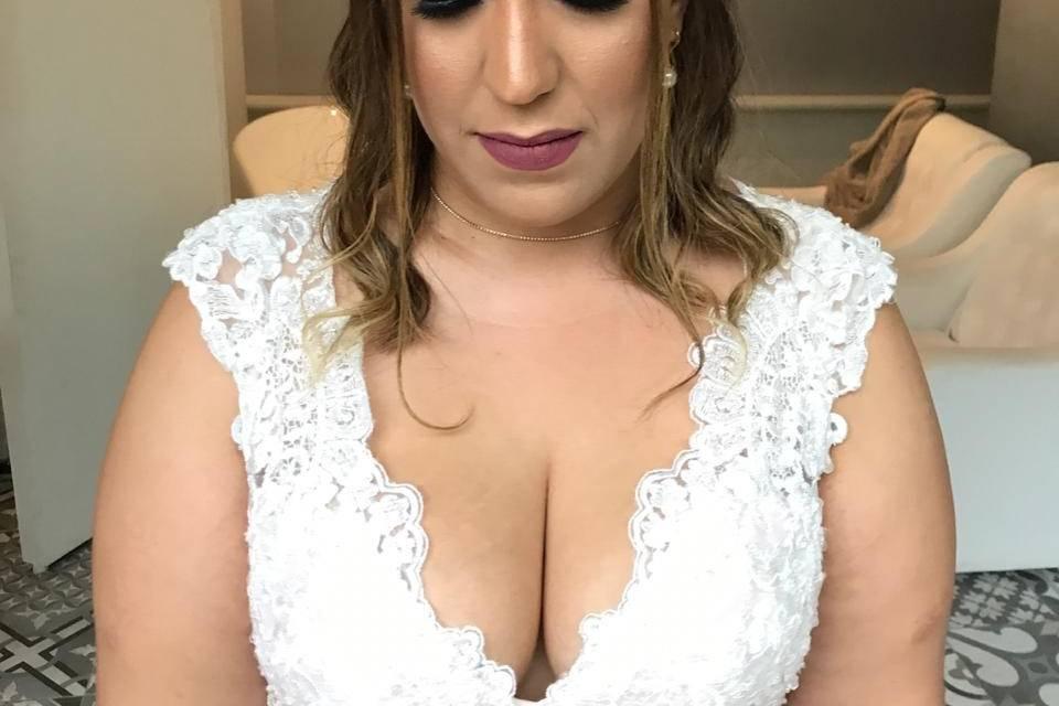Suellen Brandão Make Up 2