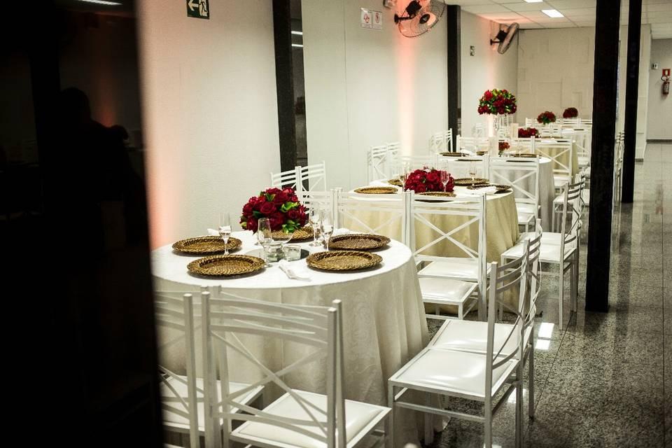 Espaço D'Luccas - Buffet Shallon 20