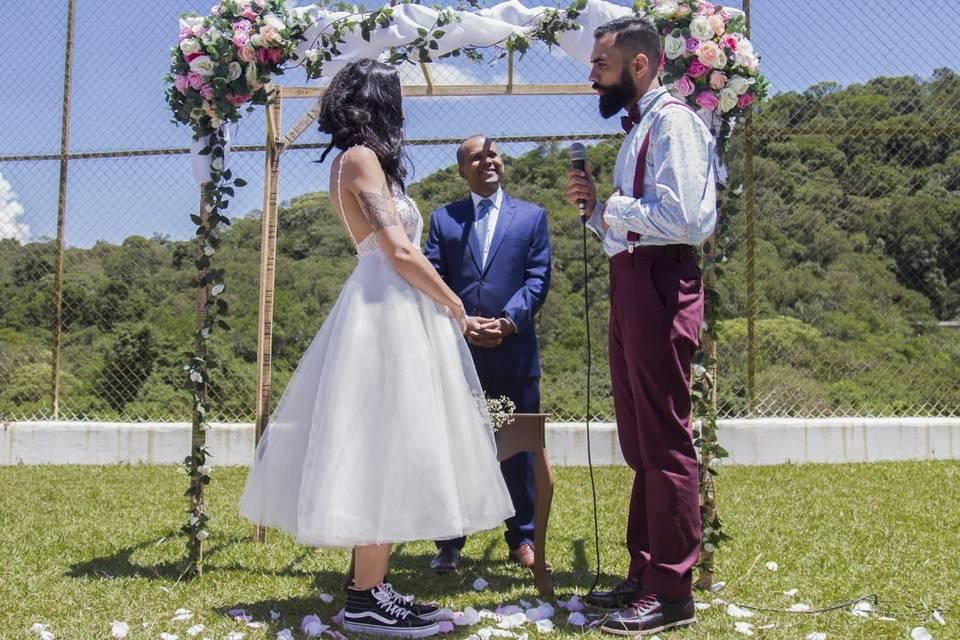 Israel Fernandes - Celebrante de Casamento 18