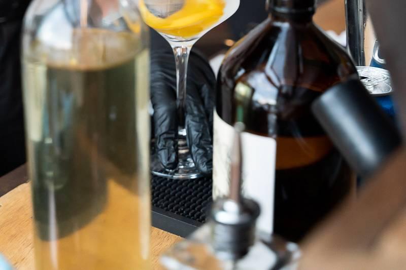 Dieffs Bartenders Open Bar 7