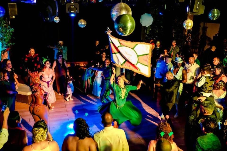 Explosão Samba Show 1