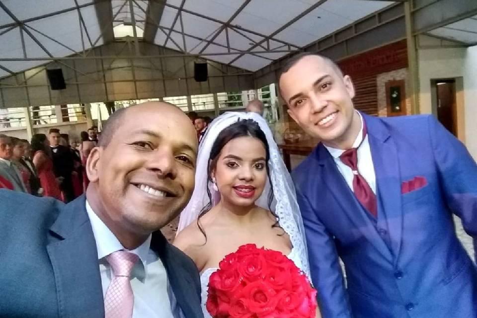 Israel Fernandes - Celebrante de Casamento 19