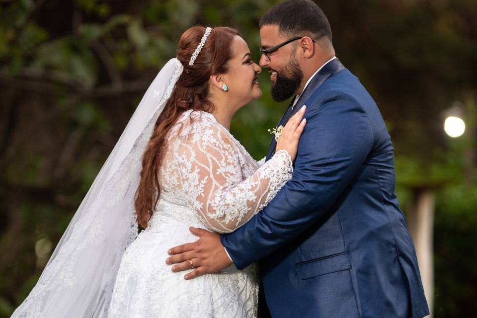 Véu & Gravata Wedding 21