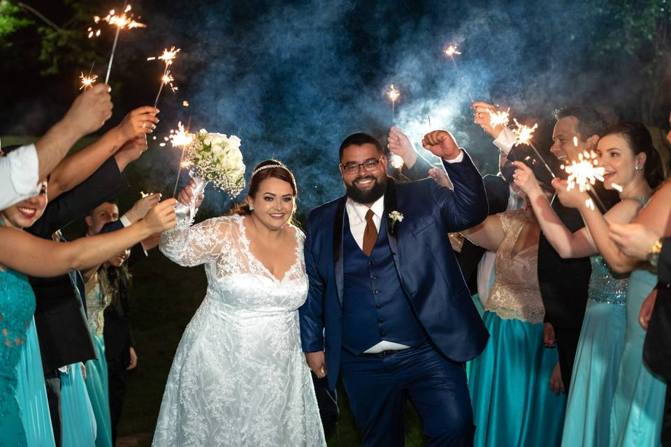 Véu & Gravata Wedding 22