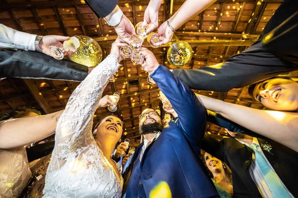 Véu & Gravata Wedding 23