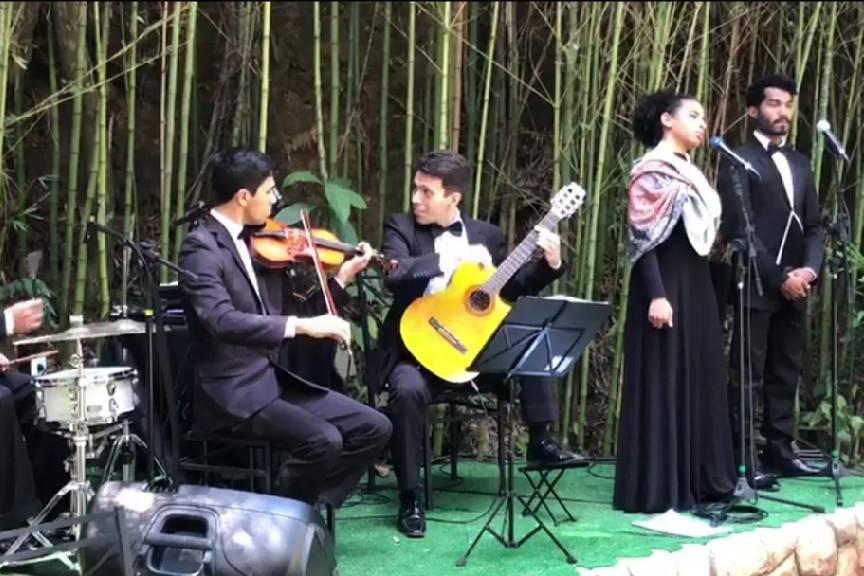 Notre Amour - Música para Casamentos 1