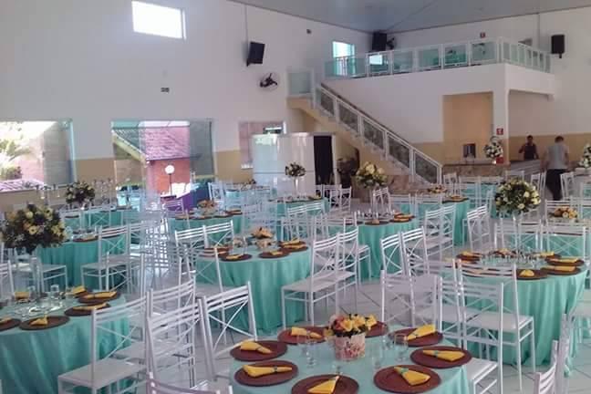 Salão de Festas Lótus 26