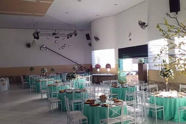 Salão de Festas Lótus 27