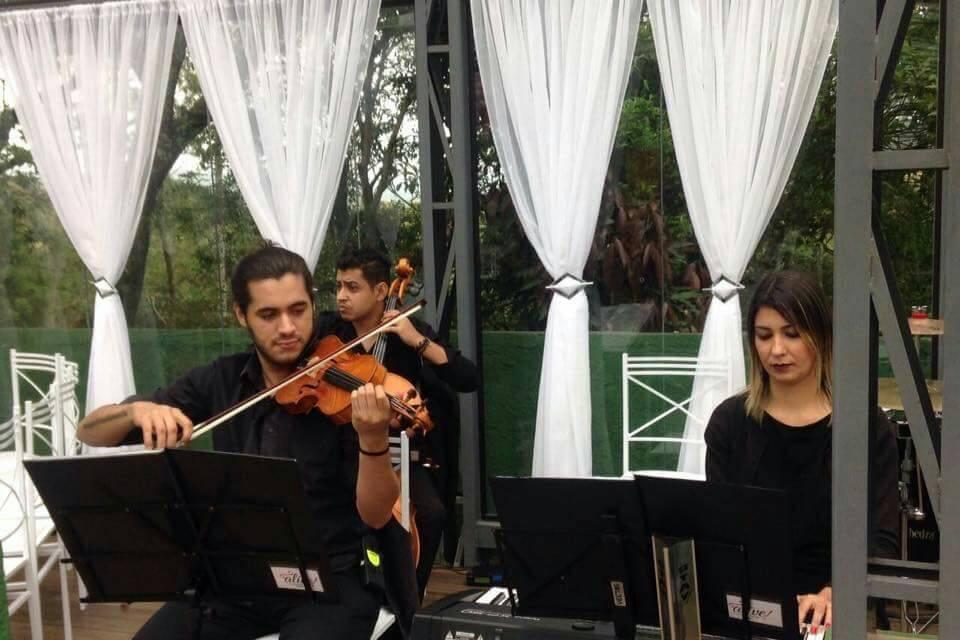 Alive Orquestra e Banda 5