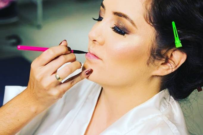 Thaís Teixeira Beauty Artist 1