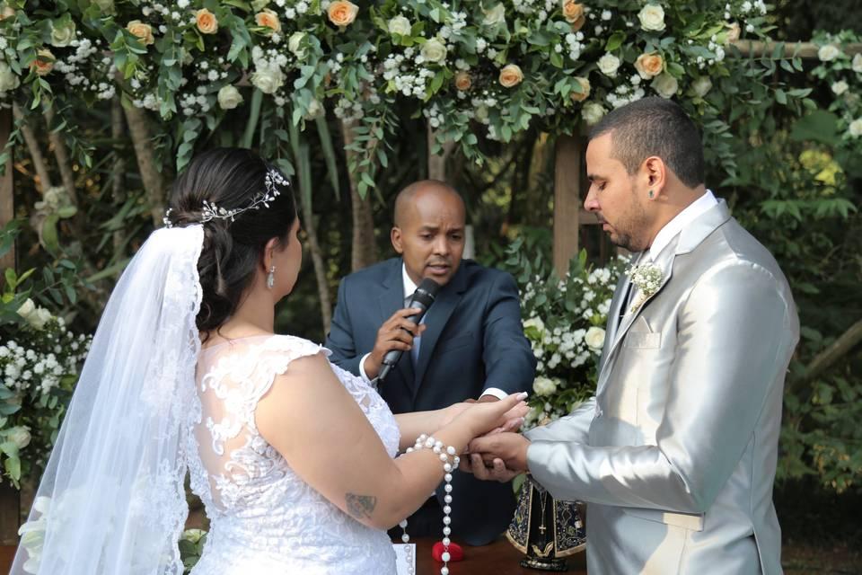 Israel Fernandes - Celebrante de Casamento 8