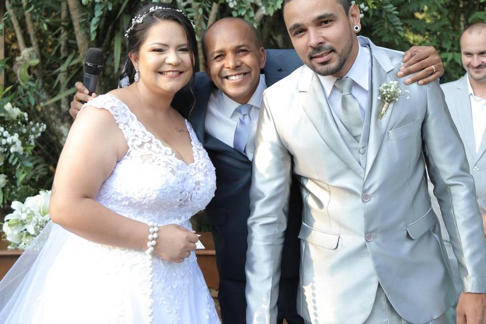 Israel Fernandes - Celebrante de Casamento 9