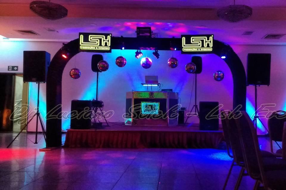 Dj Luciano Stick - LSH Eventos 1
